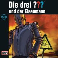 Cover-Bild zu Die drei ??? 172 und der Eisenmann (drei Fragezeichen)