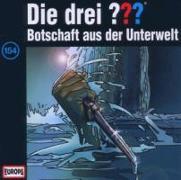 Cover-Bild zu Die drei ??? 154. Botschaft aus der Unterwelt (drei Fragezeichen) CD