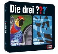 Cover-Bild zu Die drei ??? 01 Steelbook (Folgen 1 und 2) (drei Fragezeichen) 2 CDs