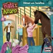 Cover-Bild zu Kati & Azuro 04. Rätsel um Serafina