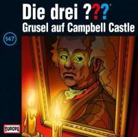 Cover-Bild zu Die drei ??? 147. Grusel auf Campbell Castle (drei Fragezeichen) CD