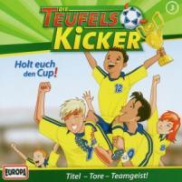 Cover-Bild zu Die Teufelskicker 03. Holt euch den Cup! CD