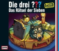 Cover-Bild zu Die drei ??? Das Rätsel der Sieben (drei Fragezeichen) 3 CDs