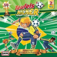 Cover-Bild zu Teufelskicker 50. Ballzauber!