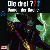 Cover-Bild zu Die drei ??? 173. Dämon der Rache (drei Fragezeichen) CD