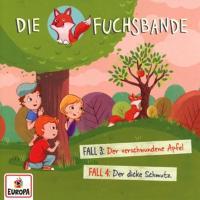 Cover-Bild zu Die Fuchsbande 02- Fall 3: Der verschwundene Apfel / Fall 4: Der dicke Schmutz