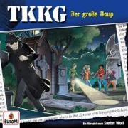 Cover-Bild zu TKKG 200. Der große Coup