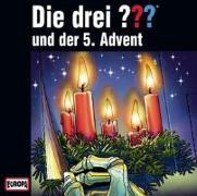Cover-Bild zu Die drei ???. Der 5. Advent (drei Fragezeichen) 3 CDs