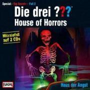 Cover-Bild zu Die drei ??? House of Horrors Haus der Angst (drei Fragezeichen) 2 CDs