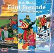 Cover-Bild zu Fünf Freunde Box 21 ... entlarven die Betrüger von Blyton, Enid