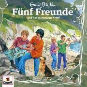 Cover-Bild zu Fünf Freunde 119 und das versunkene Schiff von Blyton, Enid