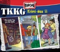 Cover-Bild zu TKKG Krimi-Box 11