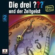 Cover-Bild zu Die drei ??? und der Zeitgeist (Sechs Kurzgeschichten - drei Fragezeichen) 2 CDs