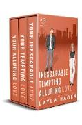 Cover-Bild zu Inescapable, Tempting, Alluring (The Bennett Series Collection, #2) (eBook) von Hagen, Layla
