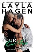 Cover-Bild zu Your One True Love (The Bennett Family, #8) (eBook) von Hagen, Layla