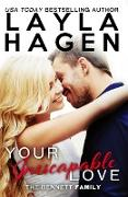Cover-Bild zu Your Inescapable Love (The Bennett Family, #4) (eBook) von Hagen, Layla
