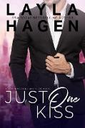 Cover-Bild zu Just One Kiss (Very Irresistible Bachelors, #2) (eBook) von Hagen, Layla