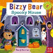 Cover-Bild zu Bizzy Bear: Spooky House von Davies, Benji (Illustr.)