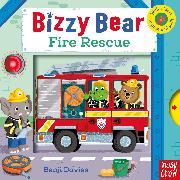 Cover-Bild zu Bizzy Bear: Fire Rescue von Nosy Crow
