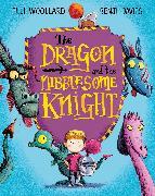 Cover-Bild zu The Dragon and the Nibblesome Knight von Woollard, Elli