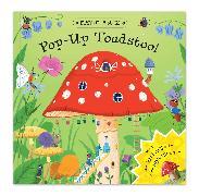 Cover-Bild zu Busy Little Bugs: Pop-Up Toadstool von Davies, Benji (Illustr.)