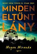 Cover-Bild zu Minden eltunt lány (eBook) von Miranda, Megan