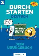 """Cover-Bild zu Durchstarten, Deutsch - Bisherige Ausgabe, 3. Schulstufe, Dein Übungsbuch, Übungsbuch mit Lösungen, Inkl. """"Elternratgeber"""" und """"Fit für den Übertritt"""" von Eibl, Eva"""