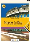 Cover-Bild zu Medias in Res! 5./6. SJ. Latein für den Anfangsunterricht. Schülerbuch von Kautzky, Wolfram