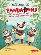 Cover-Bild zu Panda-Pand (eBook) von Stanisic, Sasa