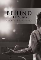 Cover-Bild zu Behind the Stage von Sanders, Anne