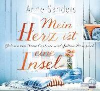 Cover-Bild zu Mein Herz ist eine Insel von Sanders, Anne