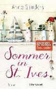 Cover-Bild zu Sommer in St. Ives von Sanders, Anne