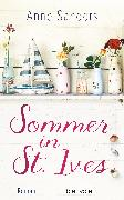 Cover-Bild zu Sommer in St. Ives (eBook) von Sanders, Anne