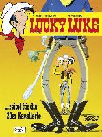 Cover-Bild zu Lacky Luke:...reitet für die 20er Kavallerie von Goscinny, René (Text von)