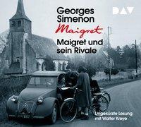 Cover-Bild zu Maigret und sein Rivale
