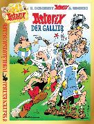 Cover-Bild zu Asterix Der Gallier - Jubiläumsausgabe von Goscinny, René