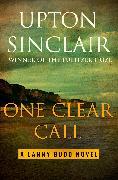 Cover-Bild zu One Clear Call (eBook) von Sinclair, Upton