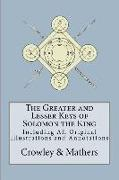 Cover-Bild zu The Greater and Lesser Keys of Solomon the King von Mathers, S. L. Macgregor