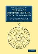 Cover-Bild zu The Key of Solomon the King (Clavicula Salomonis) von Mathers, S. L. MacGregor (Hrsg.)