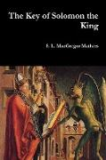 Cover-Bild zu The Key of Solomon the King von Mathers, S. L. Macgregor