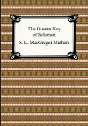 Cover-Bild zu The Greater Key of Solomon von Mathers, S. L. MacGregor
