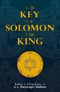 Cover-Bild zu The Key of Solomon the King von Mathers, S. L. MacGregor (Hrsg.)
