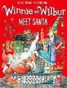Cover-Bild zu Winnie and Wilbur Meet Santa von Thomas, Valerie