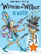 Cover-Bild zu Winnie and Wilbur in Winter and audio CD von Thomas, Valerie