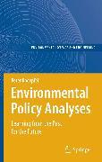 Cover-Bild zu Environmental Policy Analyses (eBook) von Knoepfel, Peter