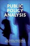Cover-Bild zu Public Policy Analysis von Knoepfel, Peter