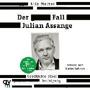 Cover-Bild zu Der Fall Julian Assange (Audio Download) von Melzer, Nils