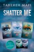 Cover-Bild zu Shatter Me Complete Collection (eBook) von Mafi, Tahereh