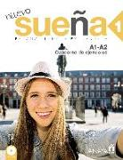 Cover-Bild zu Nuevo Sueña 1 A1-A2. Cuaderno de Ejercicios von Martínez, Ángeles Álvarez
