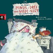Cover-Bild zu Minus Drei und die wilde Lucy - Das große Dunkel (Audio Download) von Krause, Ute